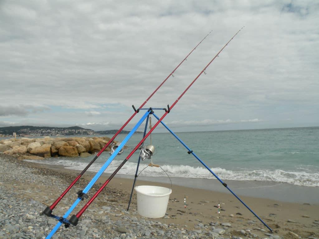 La pêche en bord de mer : le guide